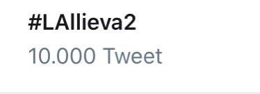 #LAllieva2