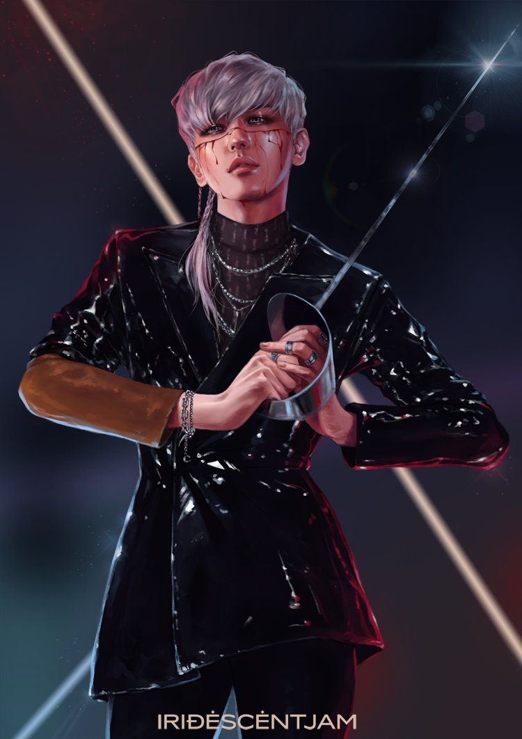 • OBSESSED •  [fanart] #exo #baekhyun  #obsession   <br>http://pic.twitter.com/RsI5lcwkMi
