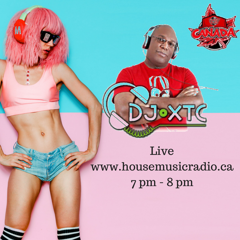 WE ARE LIVE!!! FRI SAT & SUN DJ XTC LIVE on http://www.housemusicradio.ca  7 pm - 8 pm EST Spinning #SoulfulHouse #AfroHouse #VocalHouse #DeepHouse #Nudisco . Stream it LIVE on TuneIn App https://hmr.airtime.pro/   . Get The DJ XTC APP http://ow.ly/nOXR30ka8U6  . #openformatdj #worldclubdjspic.twitter.com/9bf2ZEcSZZ