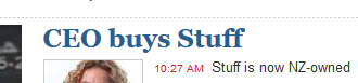 If you're not a New Zealander, this is the most underwhelming headline ever