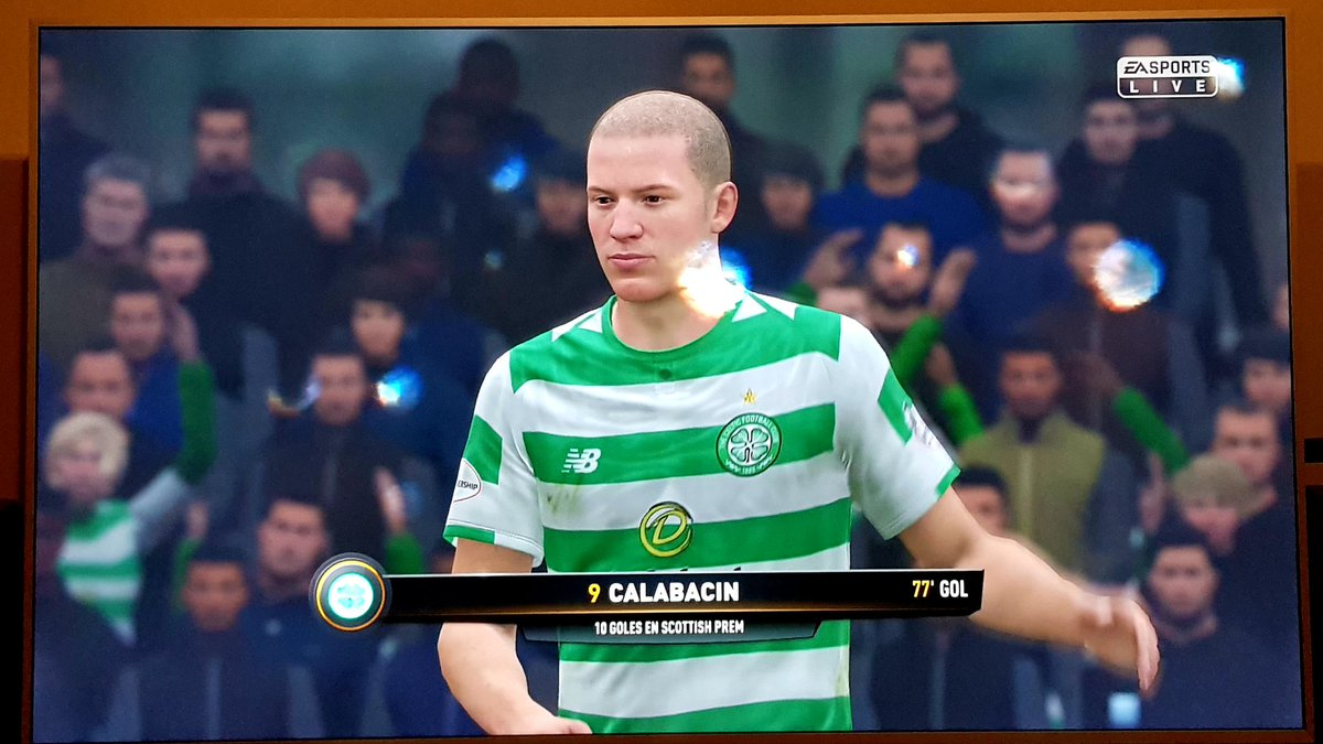 The dream of my life: living and working in Scotland  #CelticFC #PS4 #FIFA19 pic.twitter.com/khCr3H8GUT