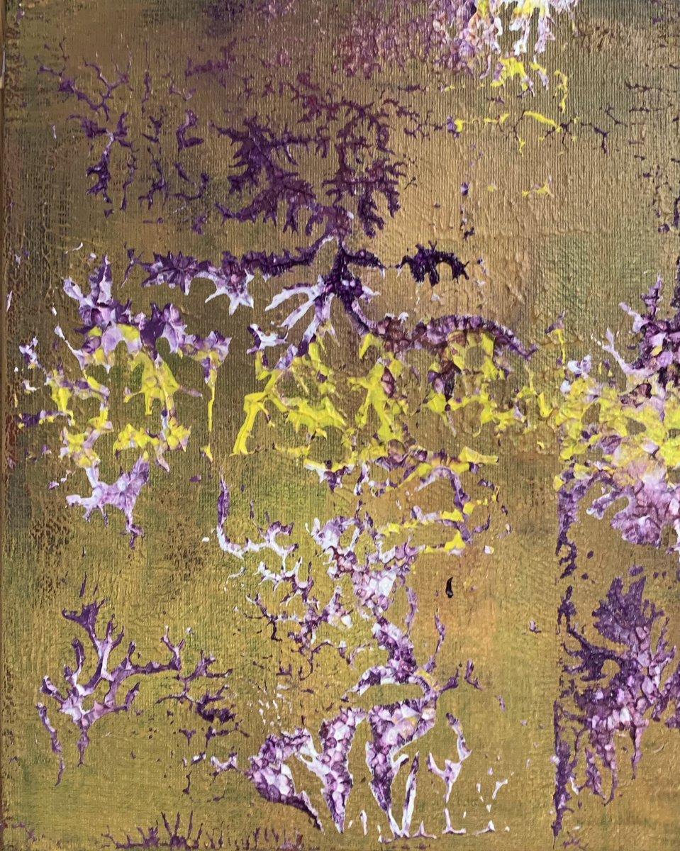 Acrylic on canvaspanel #abstractpainting  #art #kunstpic.twitter.com/uSxGVUSCTm