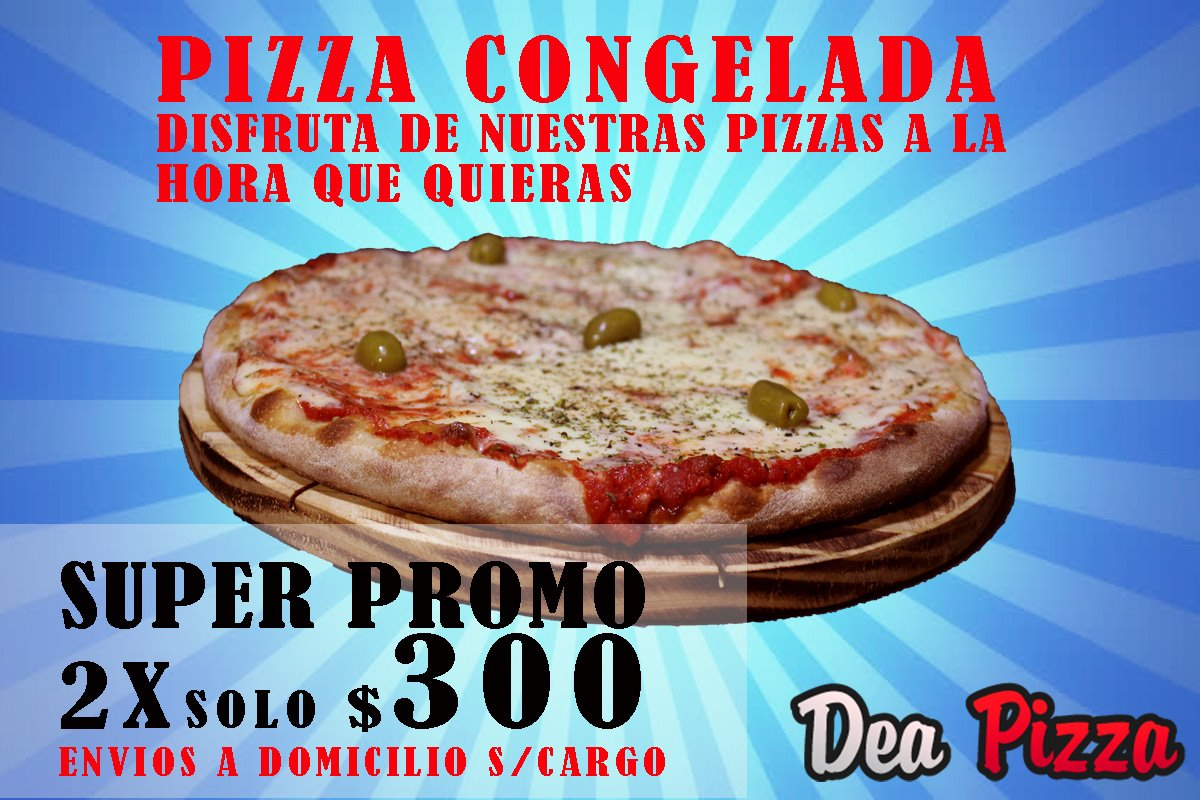 Lleva tu pizza congelada y disfrutala cuando quieras Mas llevas menos gastas Hacemos envios a domicilio a partir de dos 2 sabores para elegir: Muzzarella y Cebolla Hace tu pedido por whatsapp: 1158247457 - - - #congelados   #pizza #ahorro #promocion #deliverypic.twitter.com/PmLk9RLl6J