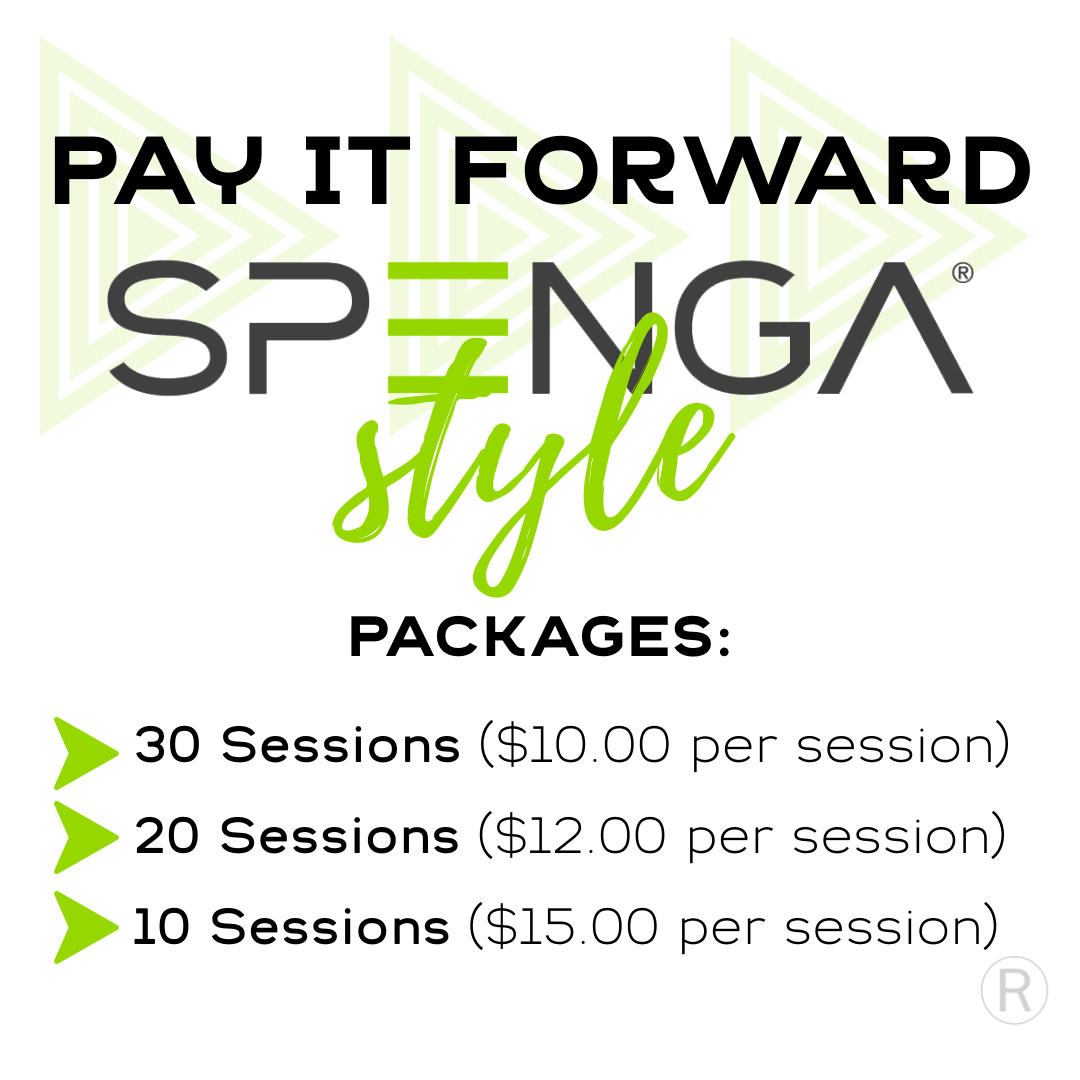 Pay it forward for the best price ever!  SPENGA is offering special pricing on our session packages just for YOU until 5/27. Invest in this... http://spengaabq.com . . . #SPENGA #SPENGAStrong #strongertogether #homewerk #stayhome #sharethelove #payitforward #upliftingpic.twitter.com/d2DSXn4fAI