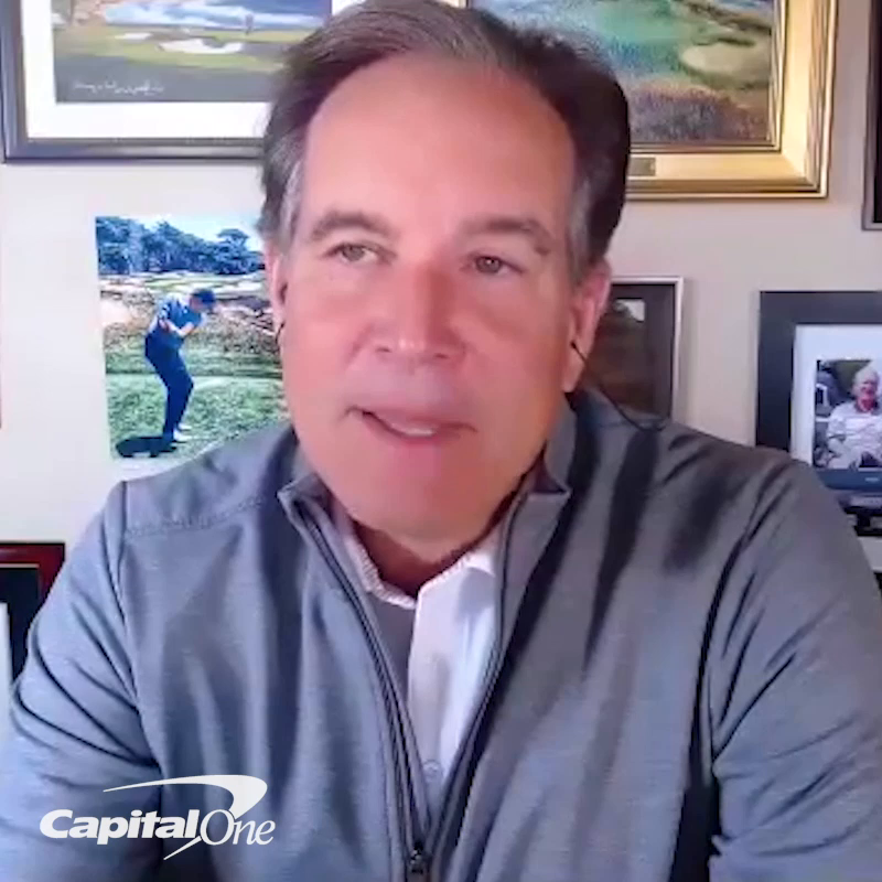 Q: #AskNantz Jim - what is the most memorable golf moment / shot that youve called in all your years of broadcasting? #CapitalOnesTheMatch @robdehuff
