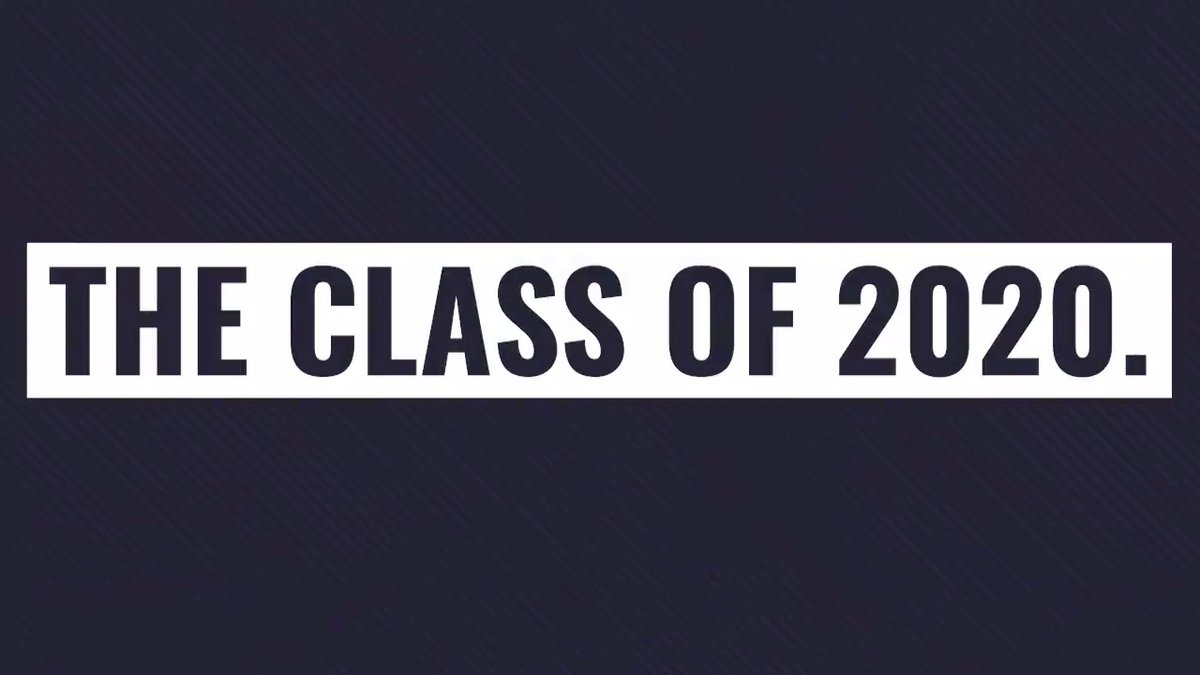 To the Class of 2020 Congratulations on all your hard work as you graduate from college! You are our future leaders—we have faith in you As we work to overcome this pandemic—we need your help to rebuild even stronger than before Good Luck! Godspeed! A digital address to you: