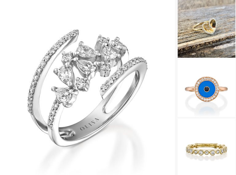 Leaf ring diamond, branch ring diamond, Romantic https://etsy.me/34ak6y4  #jewelry #ring @EtsyMktgTool #engagementring #diamondclusterringpic.twitter.com/EPED7RPqHE