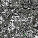 Image for the Tweet beginning: Interco recycles #AluminumCanRings anywhere in