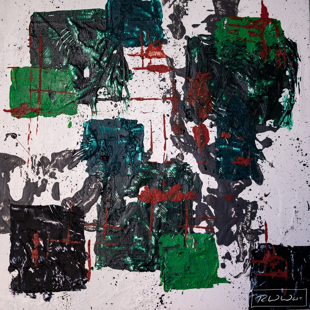 Memorial Day weekend abstracts #abstractart #abstractpainting #painting pic.twitter.com/1Y2dTpSuRC