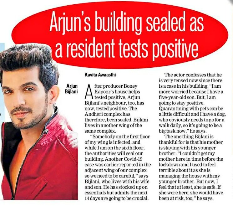May Allah save you and your family @Thearjunbijlani  #BeSafe #ArjunBijlani<br>http://pic.twitter.com/YBoQWeQCxG