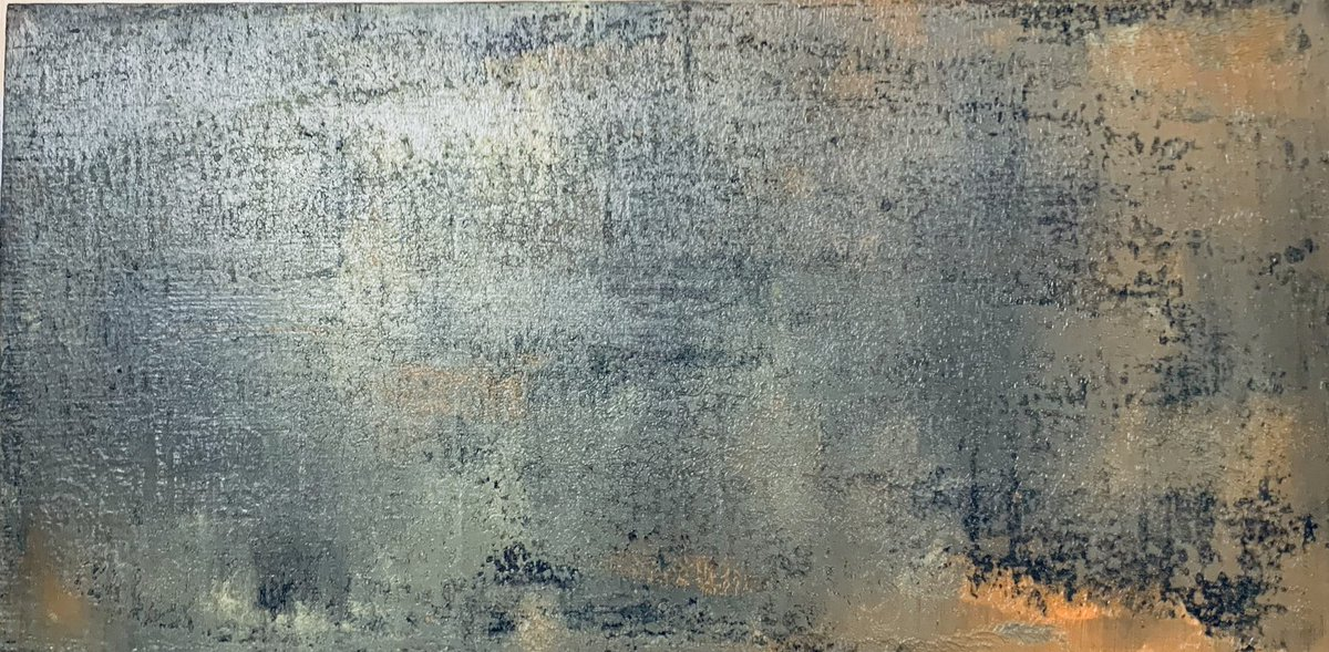 Acrylic on woodpanel 40x80cm #abstractart #abstractpainting  #art #kunst #artepic.twitter.com/fmRzo7WDfd