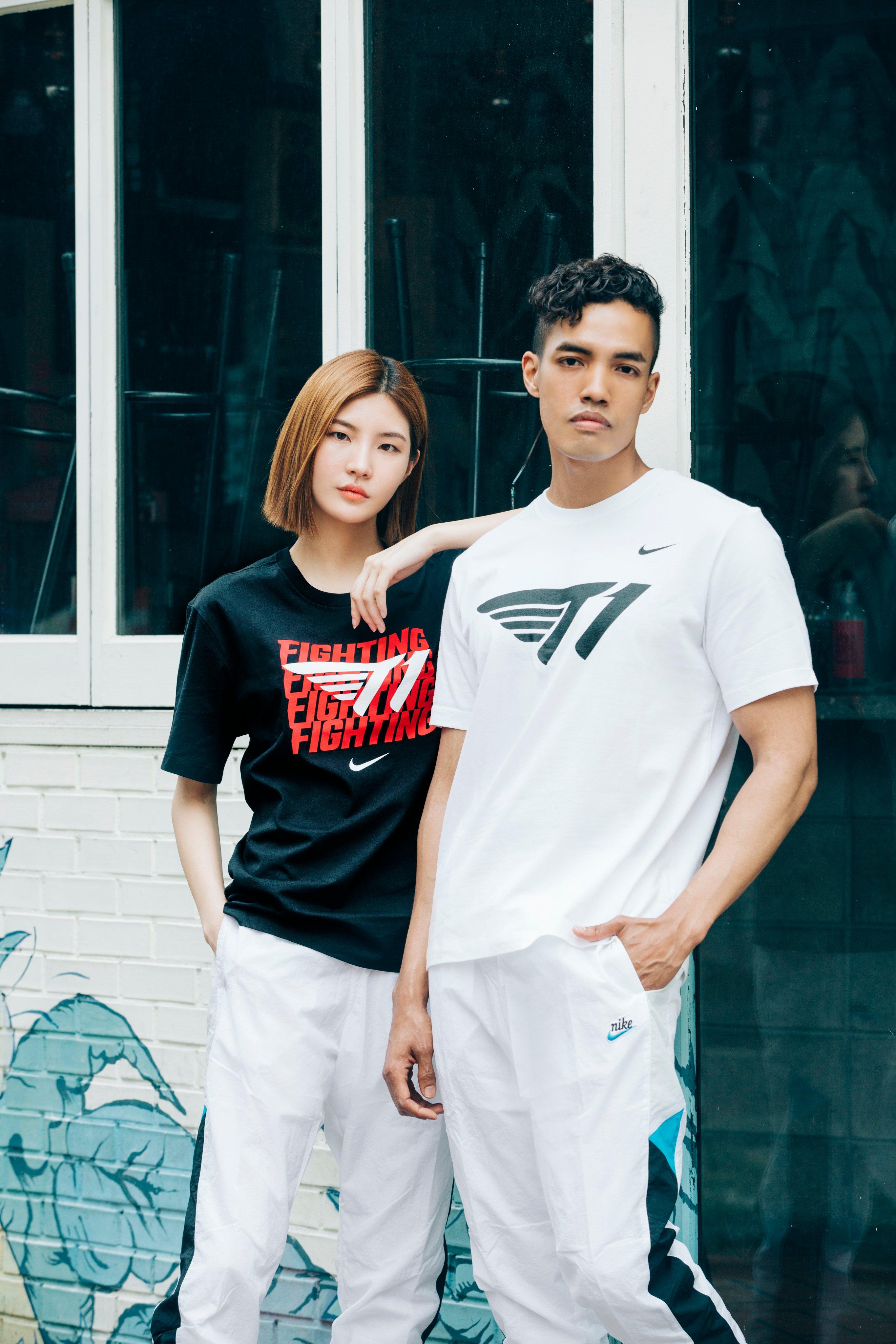 T1 x Nike