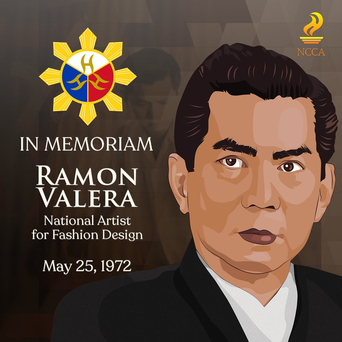 Ncca Ph On Twitter Remembering National Artist For Fashion Design Ramon Valera On His 48th Death Anniversary Read More Https T Co Jjdslwp9kx Kulturaph Nationalartist Artph Https T Co Rbi1ixkapq
