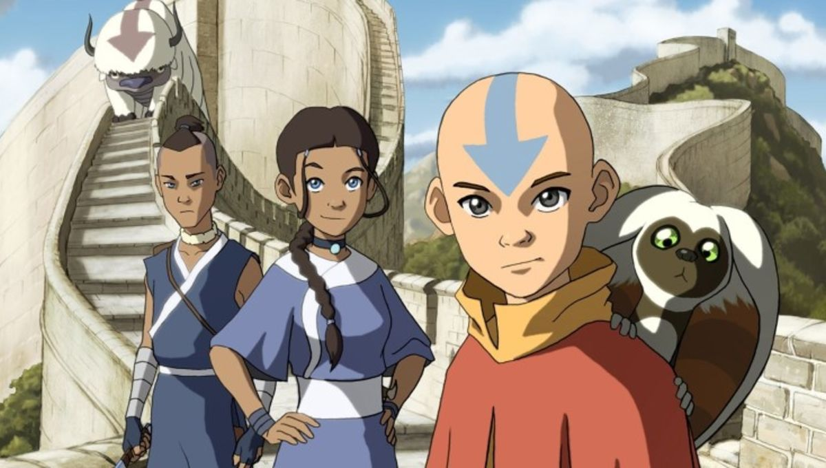 Avatar: The Last Airbender was more than just a children's show ow.ly/PiQL50zOHD5