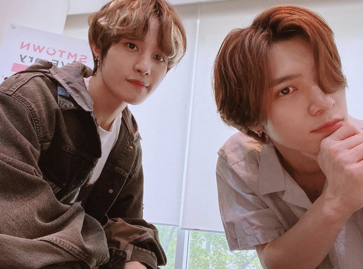 200525 hendery instagram update   yangyang and his handsome hyung   #WayV  #WeiShenV #威神V<br>http://pic.twitter.com/wNp9rt83tY