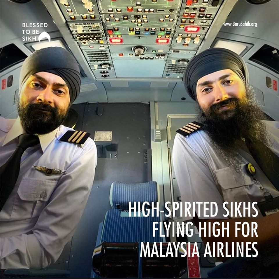 High-Spirited Sikhs Flying High for Malaysia Airlines  Sikhs are always considered as a great asset to the nation to which they belong. They always serve their respective countries in the best possible way.   https://t.co/RKPxZVQxww https://t.co/CONs7AR0yb