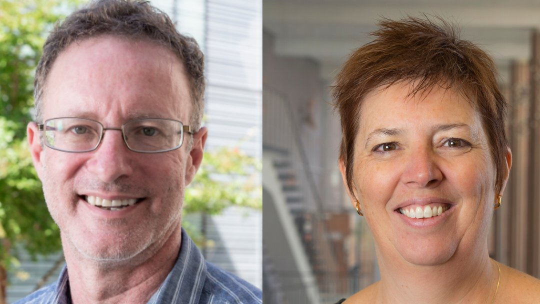 Congratulations to Professor @kate_jolliffe from our @SydneyChemistry and Professor @timbedding from our @sydney_physics, who have been elected as Fellows of the Australian Academy of Science! http://bit.ly/2TCO4H0  @Science_Academy #FellowsAA #sciencepic.twitter.com/QcZcZLjUBu