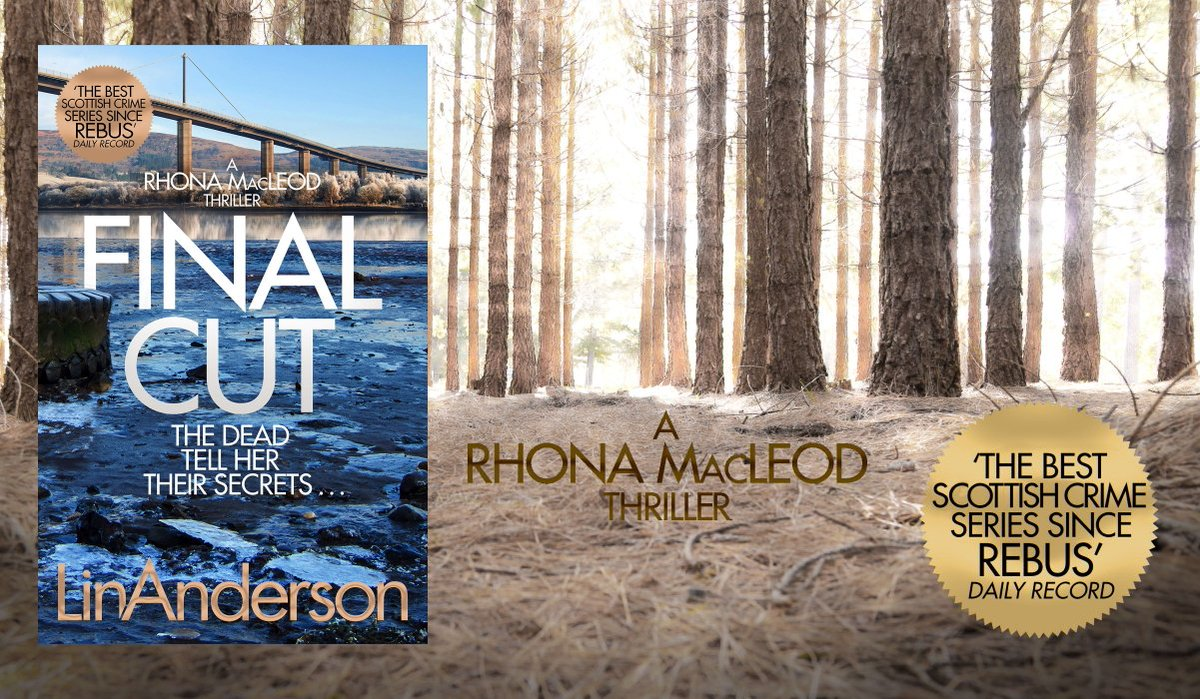 ★★★★★ FINAL CUT - Crime fiction at its very best. Unsettling, gritty and a chillingly unexpected climax.  http:// viewBook.at/FinalCut      #Thriller #CrimeFiction #CSI #LinAnderson #IARTG #KU<br>http://pic.twitter.com/NmYIth5B5m