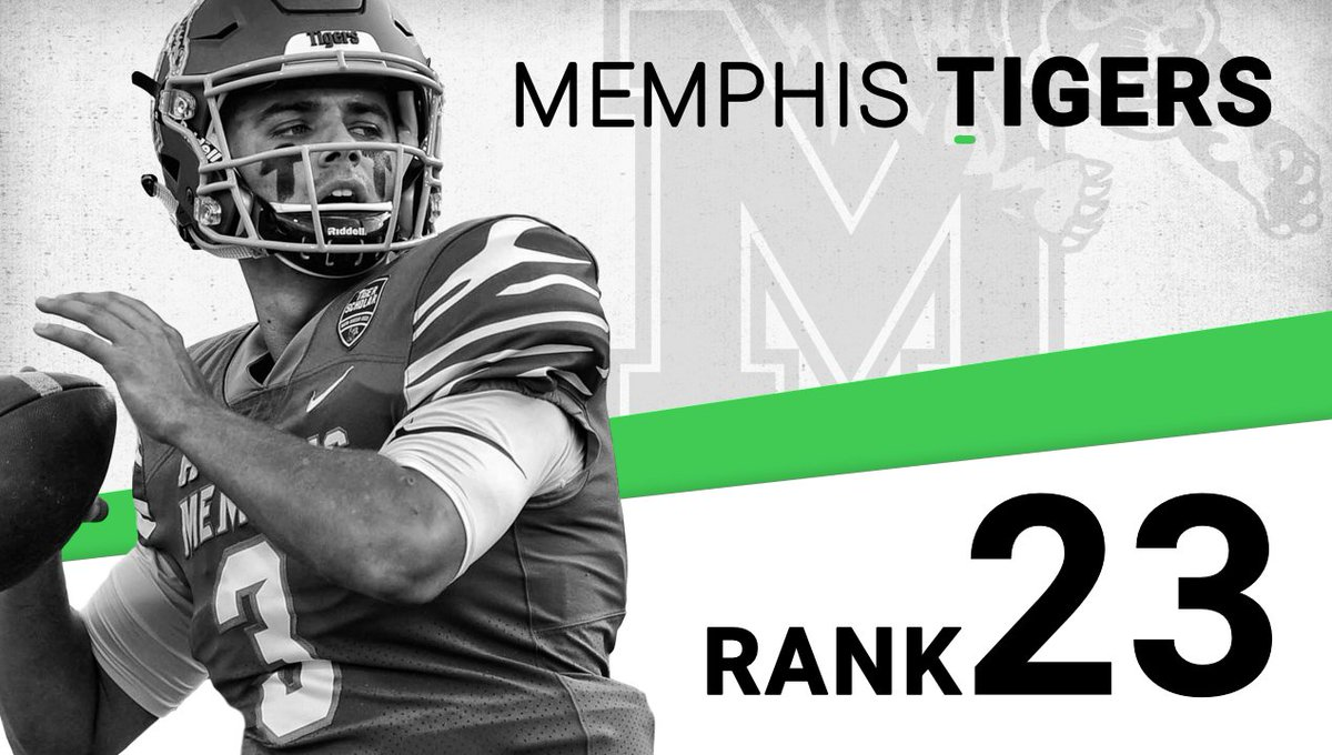 Memphis Tigers: The highest-ranked Group-of-5 team in the country