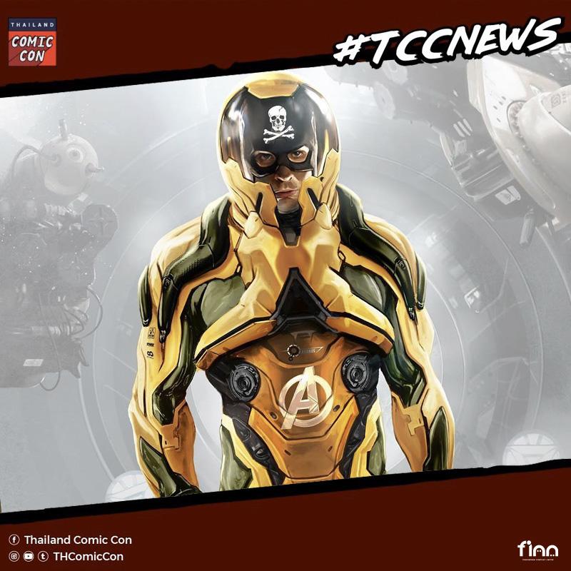 Aleksi Briclotได้เปิดเผยภาพคอนเซ็ปต์ชุดQuantum Realmที่ใช้ในการเดินทางย้อนเวลาสำหรับAvengers: Endgameซึ่งดูแตกต่างจากชุดที่ถูกเลือกไปใช้ในภาพยนตร์ค่อนข้างมาก #AleksiBriclot #QuantumRealm#AvengersEndgame ที่มา : https://t.co/8blZq4TeJq https://t.co/ltFSbTPzwf