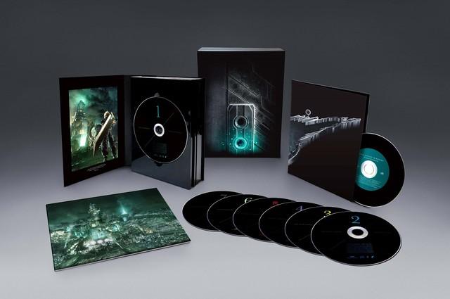 「FF7 リメイク」7枚組のサウンドトラック発売(動画あり)