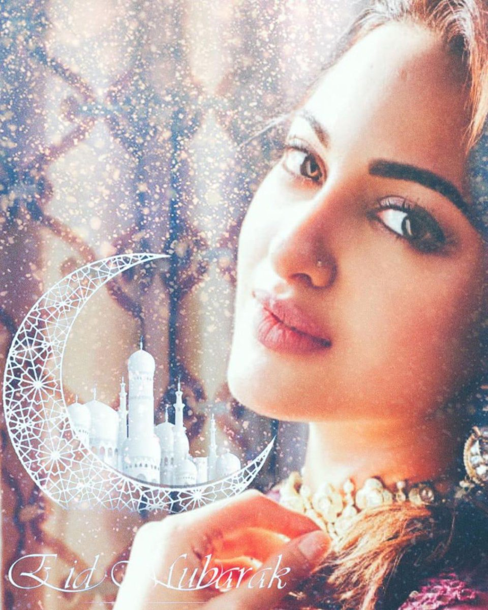 '#EidMubarak, the world needs love and compassion more than ever now..': @aslisona shared Eid wishes with a heart-felt message  #SonakshiSinhapic.twitter.com/UbcPbVEDOQ