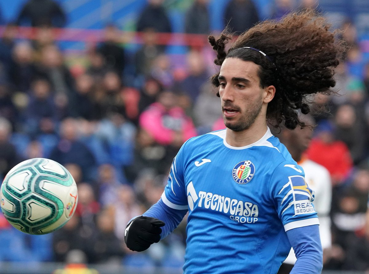Barcelona do not rule out re-signing Marc Cucurella from Getafe if Júnior Firpo leaves the club this summer.  [Cope]  #ForçaBarça #FCB https://t.co/TKQulH10IL