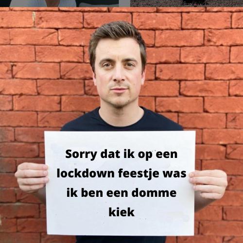 RT @waterkiek: Dries Van Langenhove verontschuldigd zich voor zijn gedrag https://t.co/dASmYl3O6L