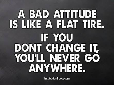 A good attitude will get you through any situation.   #Inspiration pic.twitter.com/Vn8Ols9nuR