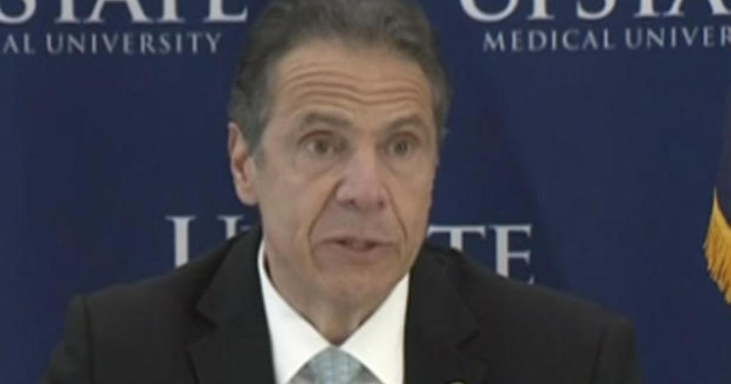 Cuomo says New York professional sports leagues can begin training