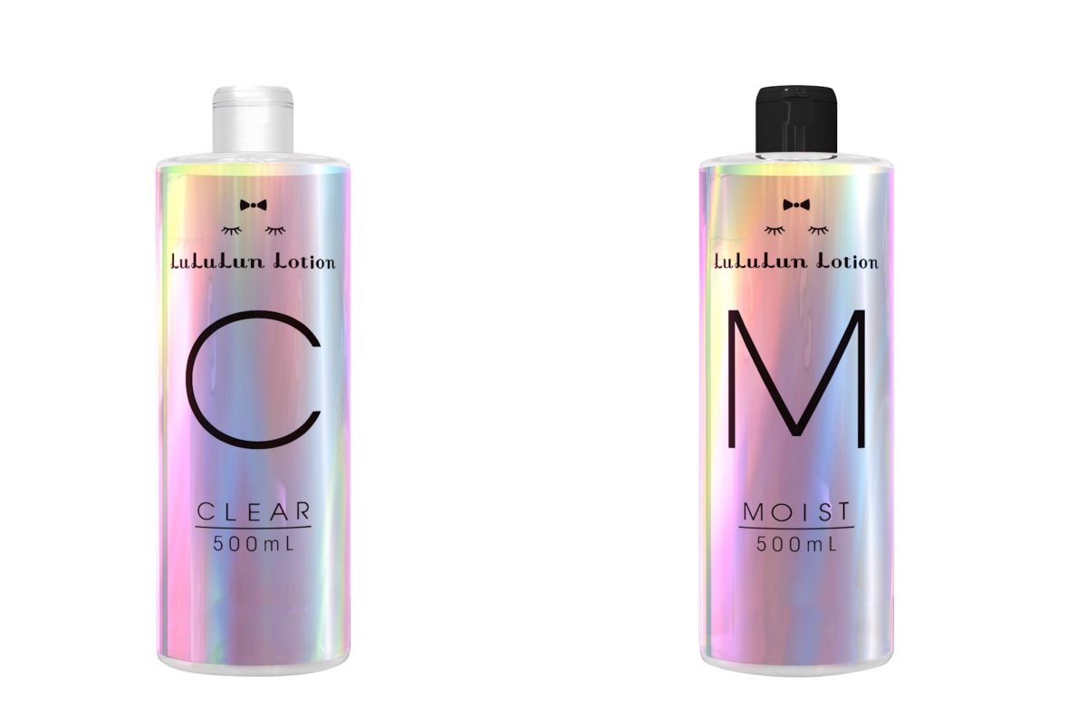 フェイスマスクブランド「ルルルン」初の化粧水が登場。マスクと併用することで健康的な肌に導きます。500mLで1,200円とコスパが良く、惜しみなく使えるのも嬉しいポイント。