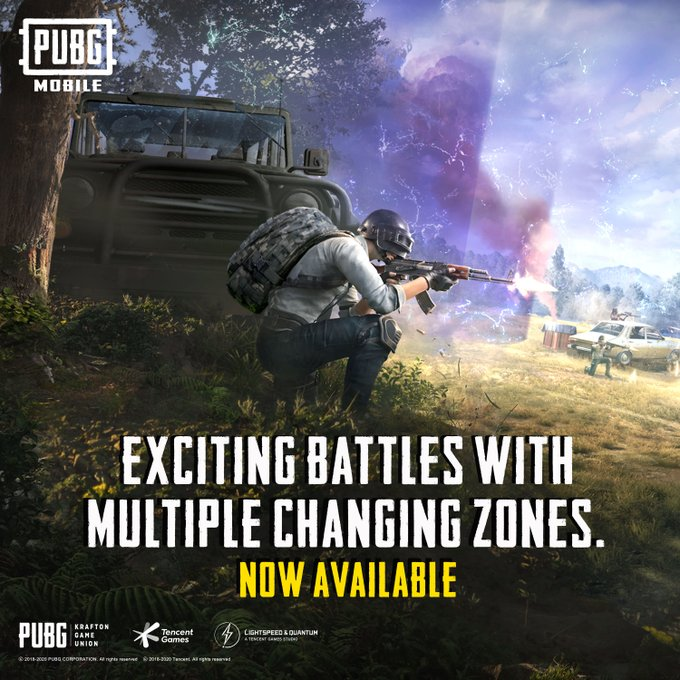The new mode in PUBG discourages camping-out tactic and pushes the opposing squads to engage in warfare.