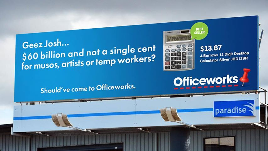 Love this... hey @ScottMorrisonMP THIS is how to do marketing properly: https://t.co/UE4vViiHkR