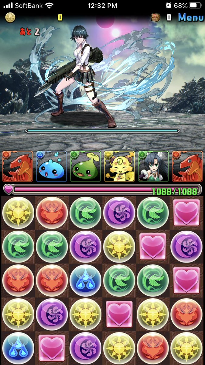 Ooohhh baby the DMC Puzzle & Dragons collabo is now on in Japan! ^_^ https://t.co/xBiJAOnhNW