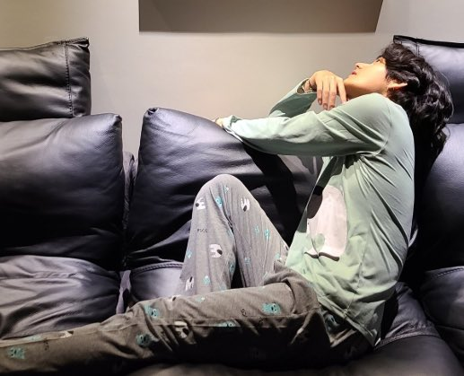 テヒョンさんのパジャマお値段なんと19000Won!安い🤣🤣🤣