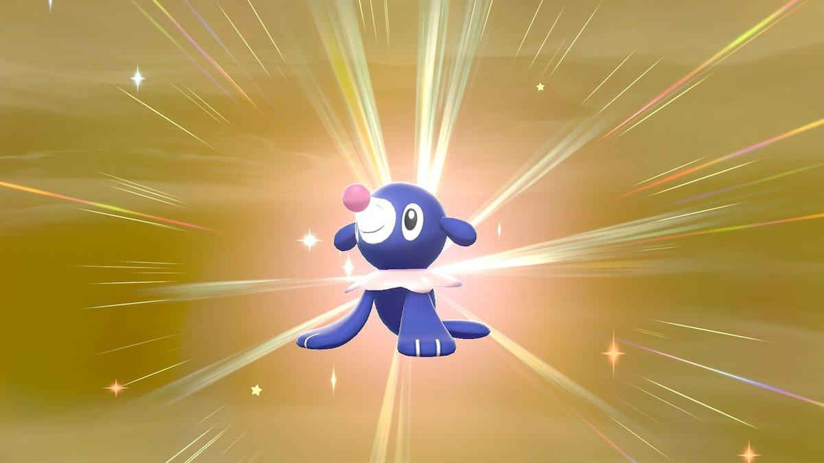 Popplio number two! Nearly 2,000 eggs! #ShinyPokemon #PokemonSwordShield #NintendoSwitchpic.twitter.com/PJonJoeSY9