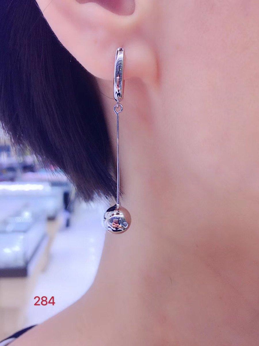 Plain ball earrings 925 silver jewelry #fashion #earrings #silverjewelrypic.twitter.com/YV2umcSXue