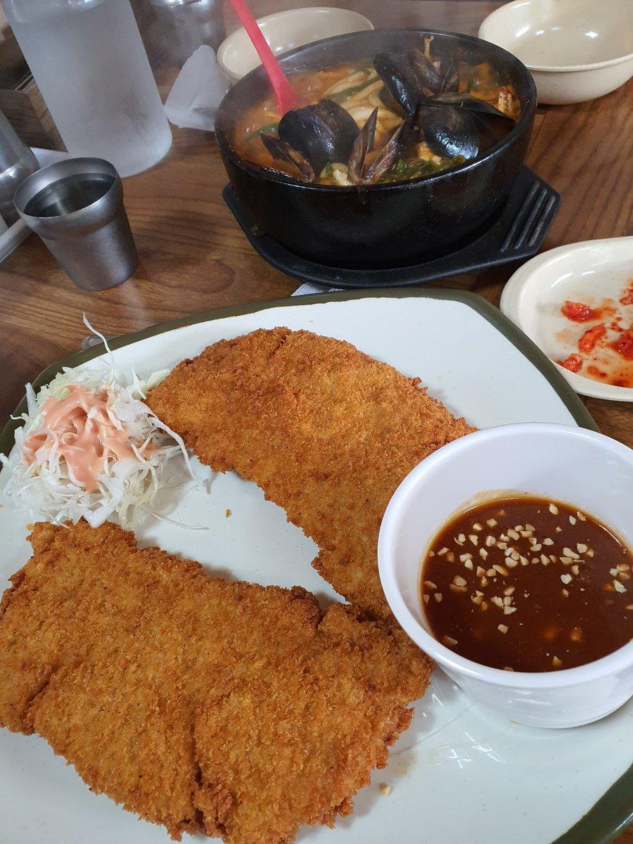 Lunch Time!!!  #Korea pic.twitter.com/BOsx4A1wgU