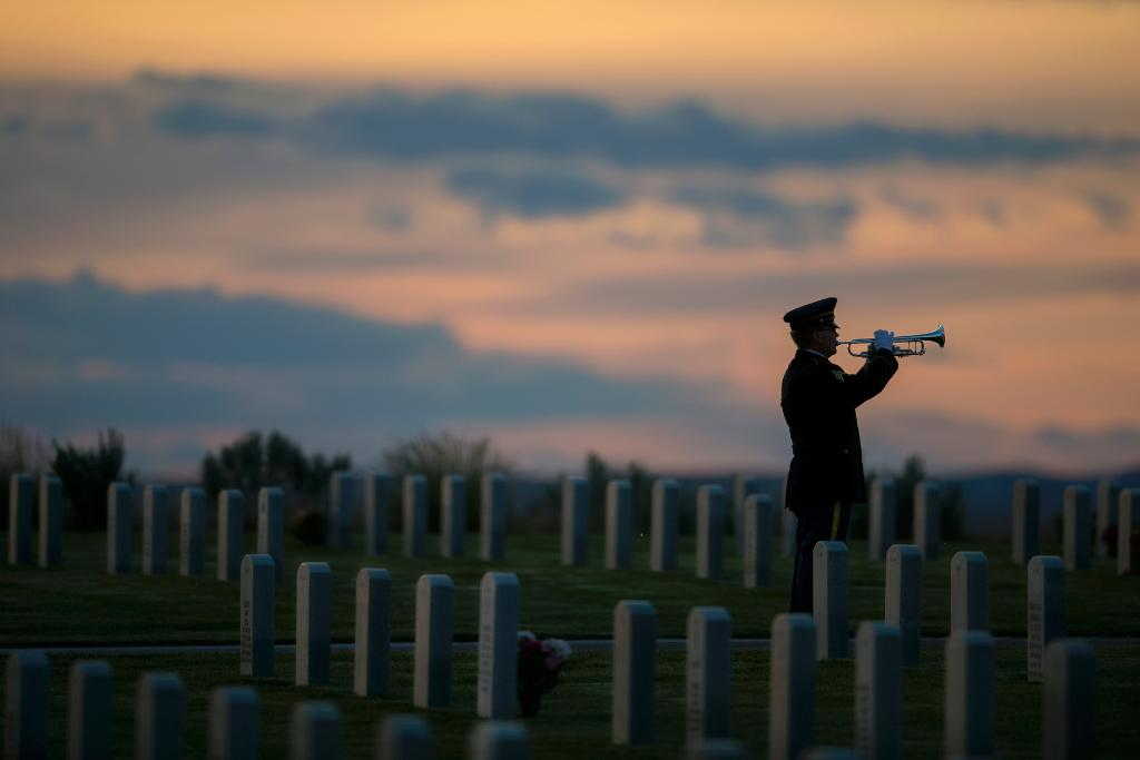 The song is ended, but the melody lingers on. -Irving Berlin #NeverForgotten Photo by Thomas Alvarez #MemorialDay