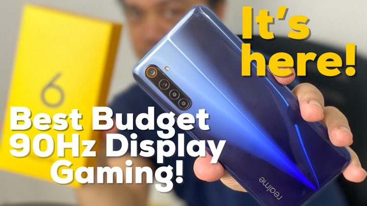 #Realme6 Unboxing, First Impressions: https://youtu.be/ziw_1GsTXnY https://youtu.be/ziw_1GsTXnY https://youtu.be/ziw_1GsTXnYpic.twitter.com/d0JaF0Le6r
