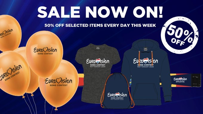 Eurovision sale