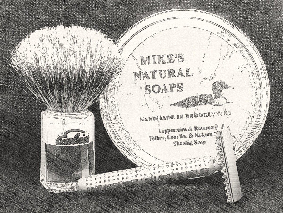 A Mike-y Monday Shave https://wegianwetshaving.com/2020/05/shave-of-the-day-25th-may-5/… #SOTD #SOTDphoto #GentlemenOfSweden #MikesNatSoaps #Myrsol #Semogue #TataraRazors #TheLavishGentleman #wetshavers #shaving #wetshaving #shavelikeaman #shavelikeyourgrandpa #oldschoolshavingpic.twitter.com/vzhZ3OZ1YE