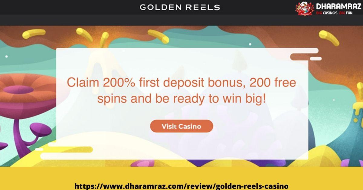 Dharamraz On Twitter Enjoy Golden Reels Casino With No Deposit
