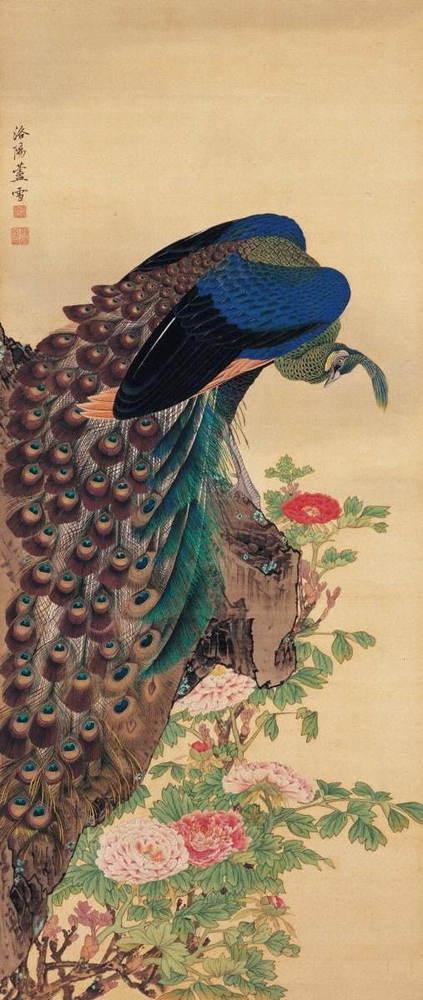 企画展「いちからわかる円山応挙と長沢芦雪」嵯峨嵐山文華館で、孔雀や仔犬の日本画など44点 -