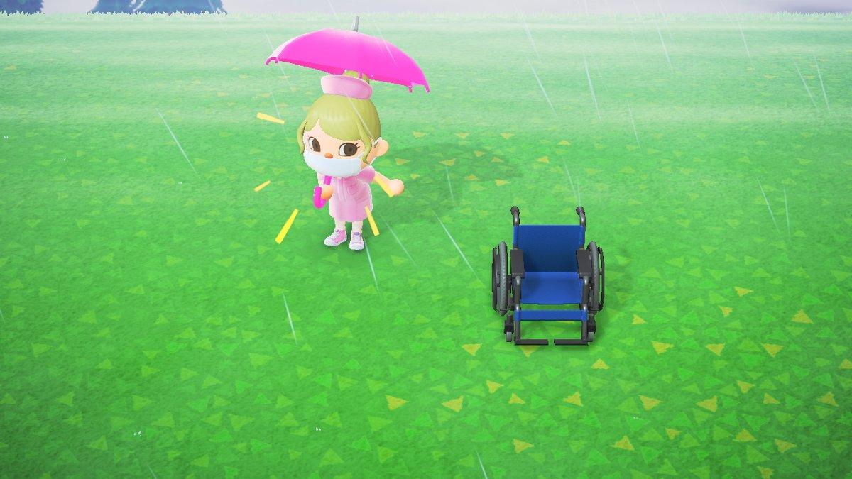センラさーん!!雨なんで早く戻りましょー!!