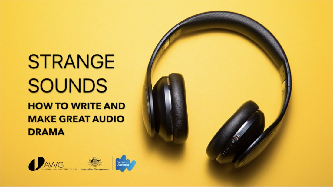 🔊Miss out on our Strange Sounds: How to Write and Make Great Audio Drama panel a few weeks ago? You're in luck!   Catch up now and hear from the creative time behind the the sci-fi hit Beyond Strange Lands:   https://t.co/ZURkgVH6T3 https://t.co/CryzDAd64R
