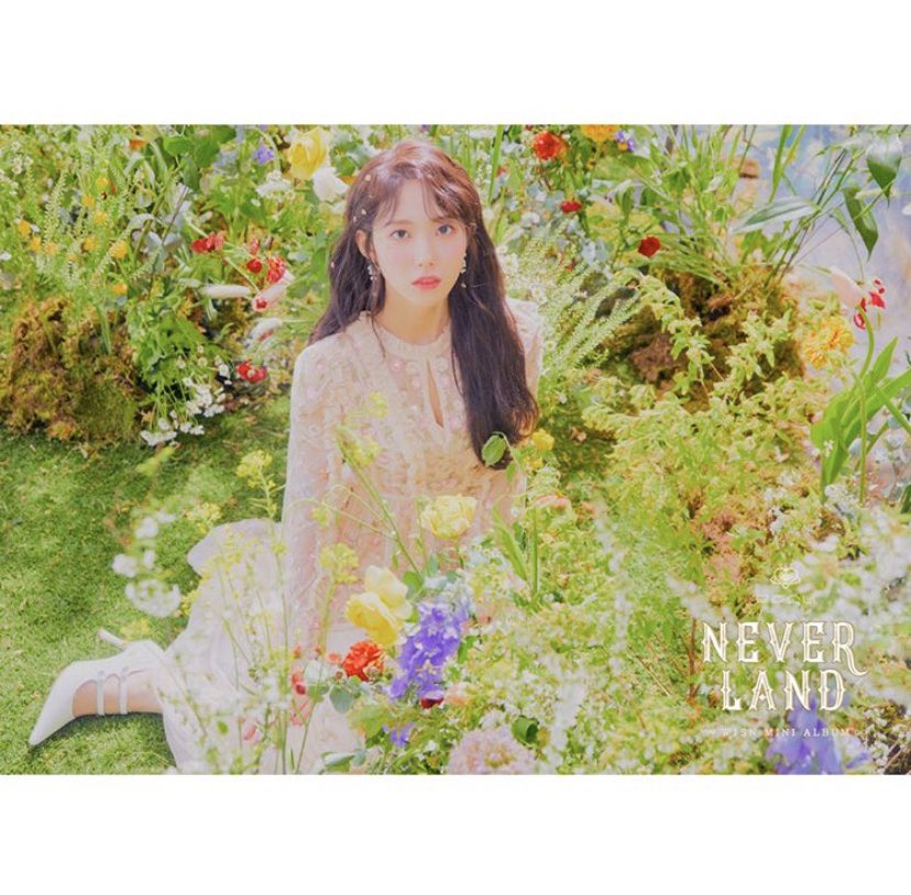 『 OFFICIAL 』♡°◌̊ 200525   our pretty luda's concept photo for wjsn's upcoming new album!!   #Neverland #BUTTERFLY pic.twitter.com/G2DaoYvLEb