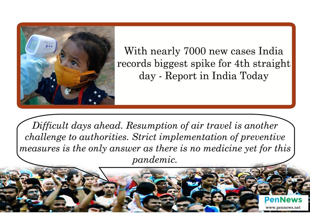Pick of the Day http://pennews.net  #usa #PriyankaGandhi #SharadPawar #SitaramYechury #ShashiTharoor #YogiAdityanath #UddhavThackeray #AkhileshYadav #AKAntony #AmarinderSingh #HemantSoren #JPNadda #SoniaGandhi #RahulGandhi  #AmitShah #ArvindKejriwalpic.twitter.com/ovjbY35g62