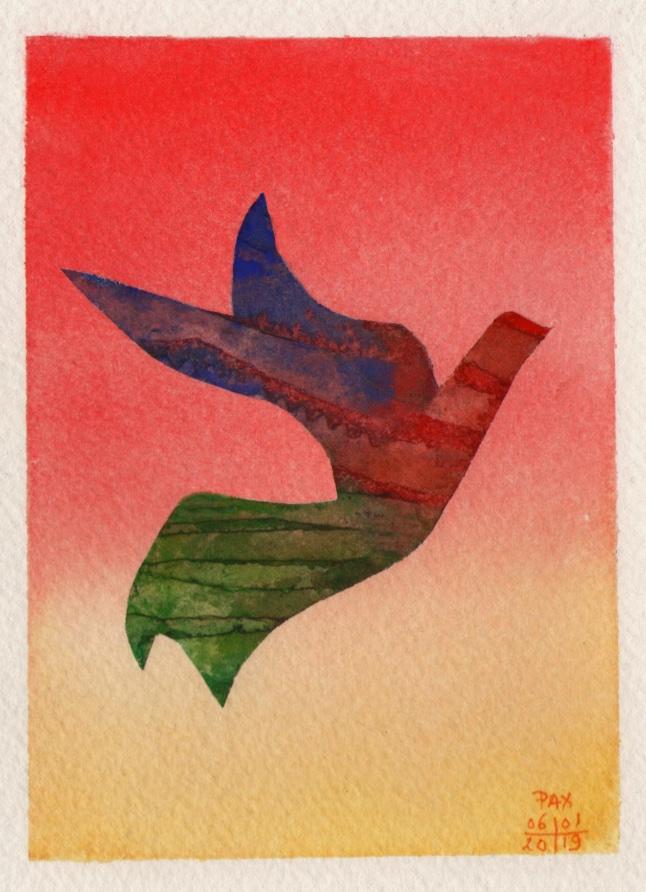 Bird 190, A6 watercolour on Arches paper from my serie « Birds » year 2019. #수채화 #आबरंग #水彩 #akvarelis #akvarelė #akvarell #bird #oiseau #vogel #pajaro #Acuarela #aquarell #aguarela #acquerello #akvarel #aquarelle #serie #olderwork #vattenfarg #акварельpic.twitter.com/DdP3JhfYX1