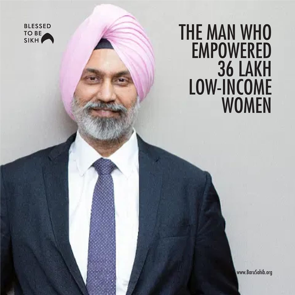 Empowering 36 Lakh Low-Income Women  HP Singh is the man who started Satin Creditcare Network Limited (SCNL) in New Delhi and gave away loans to 36 Lakh low-income women in rural and semi-urban areas. In this way,   https://t.co/3UOyGEqiTw https://t.co/RxQxPzDkAp